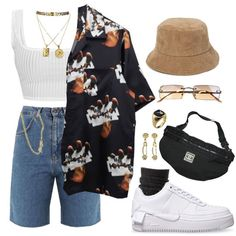 summer fits - - summer fits Source by z_scheller Teen Fashion Outfits, Kpop Outfits, Edgy Outfits, Swag Outfits, Mode Outfits, Retro Outfits, Vintage Outfits, Vintage Fashion, Aesthetic Fashion