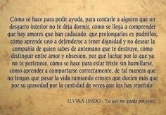 """Elvira Lindo """"lo que me queda por vivir"""""""