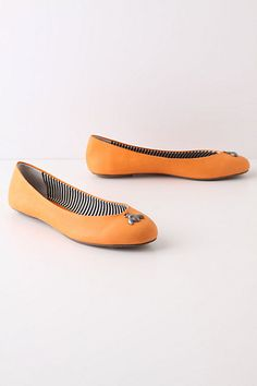 /// trinket flats by pilcro and the letterpress $29.95