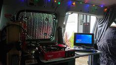Van Conversion For Family, Camper Conversion, Berlingo Camper, Rental Vans, Custom Mercedes, Minivan Camping, Van Accessories, Vw T5, Daihatsu