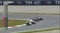 Moto3, ultimo giro al GP d'Italia: è super Fenati