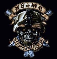 USMC admire