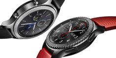 Samsung anuncia oficialmente el Samsung Gear S3 - http://www.esmandau.com/185733/samsung-anuncia-oficialmente-el-samsung-gear-s3/