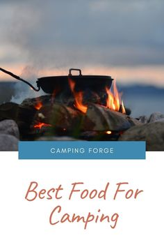 One of the best things about camping is the food. Learn how to choose the best options for food while out camping. Best Camping Meals, First Time Camping, Camping Menu, Diy Camping, Camping Stove, Tent Camping, Camping Hacks, Outdoor Camping, How To Make Water