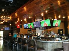 Explore the craft beer scene in Houston one pint at a time at Revelry on Richmond, the upscale sports and craft beer bar in the heart of Montrose neighborhood.