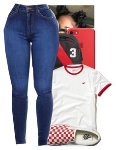 """""""Untitled #519"""" by jawnnsowavyy2 on Polyvore featuring Ralph Lauren Black Label, Hollister Co. and Vans"""