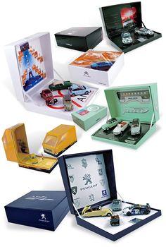 (2008/2013) Coffrets de production / Giftboxes samples