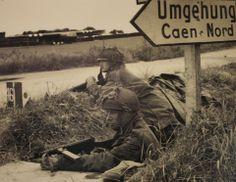 British paratroopers Normandy 1944