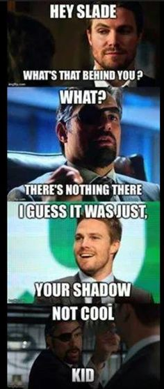"The best ""Arrow"" memes so far 