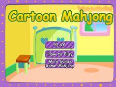 #kid_games #kids_games_online  #kids_games update new games http://www.kidsgamesonline.net/games-cartoon-mahjong.html