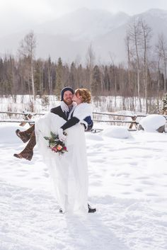 Winter Elopement In Breckenridge, Colorado — Keeping Composure Photography