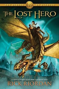 I knew this would be a good book after reading the Percy Jackson series.