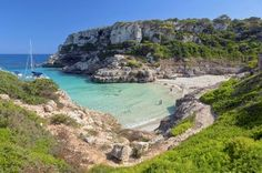 Inselkenner verraten Ihre Tipps We asked islanders where the most beautiful beaches, the best Sundowner places, the most impressive views and the most exciting … Most Beautiful Beaches, Beautiful Places, Mallorca Beaches, Travel Tags, Balearic Islands, Majorca, Spain Travel, Travel Destinations, Places To Visit