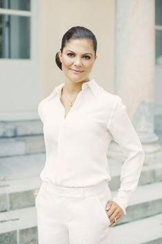 Happy 40th birthday Crown Princess Victoria!