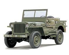"""When the United States entered World War II in 1941, the automotive industry quickly switched to over to making war machinery.  While """"war machinery"""" meant aircraft, tanks and guns for many, some manufacturers still made vehicles. Willys Corporation was one of them.More details here http://www.patrickautobody.com/"""