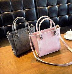 Artsivaris-NEW-Women-Leather-Tote-Messenger-Shoulder-Bag-Medium-Travel-Purse