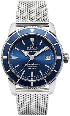 Breitling Aeromarine Superocean Heritage 42 Mens Watch A1732116/C832