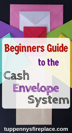 Manage your money like a pro with the cash envelope system. The ultimate guide on how to save money using cash. Budgeting tips to help you pay off debt. Budget Envelopes, Cash Envelopes, Envelope Budget, Budgeting System, Budgeting Money, Ways To Save Money, Money Saving Tips, Money Tips, Money Budget