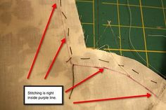 Three Ways to Stabilize a Neckline -- Gertie's New Blog for Better Sewing: