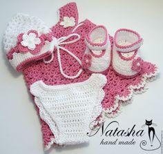 Купить Летний комплект для BABY born - розовый, одежда для кукол, одежда для беби бона