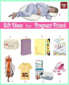 9 Gift Ideas For Pregnant Friend