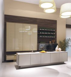 Kitchens with high ceilings | Evviva Bertolini
