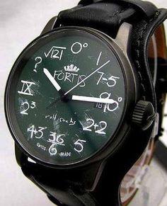 Blackboard watch