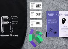 OFF – Graphic dentity on Behance