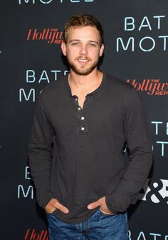 Max Thieriot the future Most Sexiest Man someday!