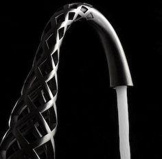 La impresión 3D cada día ocupa más terreno. Ahora la ha implementado la compañía de accesorios para baño y cocina American Standard, en tres grifos con un fantástico diseño fuera de lo común.