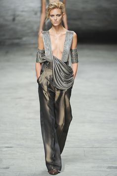 spring 2012 ready-to-wear  Haider Ackermann