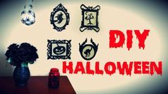 DIY: 4 Ideias de Decoração HALLOWEEN - Festa Dia das Bruxas