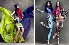 Electrically Patterned Editorials