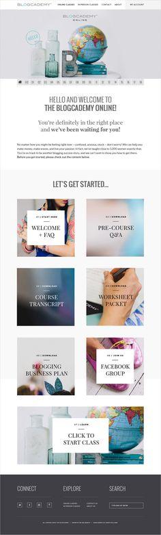 Branch   Blogcademy Online