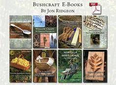 Bushcraft and Baketry eBooks & Books - JonsBushcraft.com