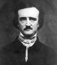"The most morose, yet amazing poet who ever lived. Edgar Allan Poe.  (Check out ""Annabel Lee"" and ""To One In Paradise."")"