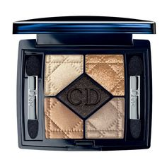 Dior Grand Bal 2012 Holiday Makeup Collection - I love this palate- even prettier in real life!