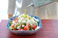 毎日食べたくなる!ギリシャサラダ by フシコス [クックパッド] 簡単おいしいみんなのレシピが211万品