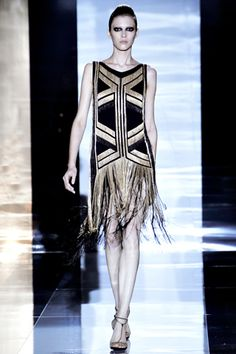 The Great Gatsby remake inspires the Spring/Summer 2012 runways