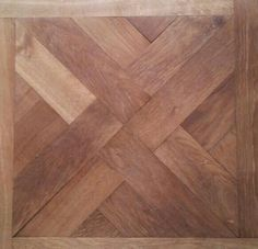 Attraktiv Parquetry Flooring; Art Deco; Timber