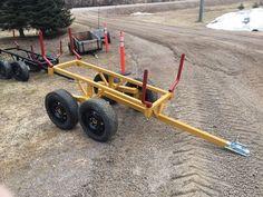 ATV Logging trailer **NEW** | ATV parts, trailers, accessories | Moncton | Kijiji