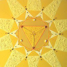 Yellow Solar Plexus Chakra