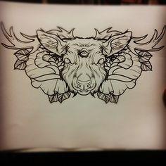 Dave Olteanu #Tattoo #TattooFlash #Flash