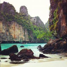 เกาะพีพีเล (Koh Phi Phi Lay) in จังหวัดกระบี่