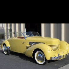 The 1937 Cord 812 S-C.