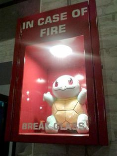 In case of fire use Squirtle #pokemon #funny #squirtle #meme #pokemonmeme #memes #pokemonmemes