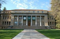 COLORADO STATE UNIVERSITY. Fort Collins, CO. For more information, go to www.ultimateuniversities.com
