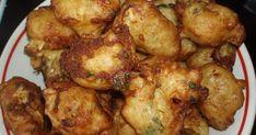 Λουκουμάδες κολοκυθιού !!!! Ετοιμάζουμε και ...ορμάμε !!!! ΥΛΙΚΑ 500 γρ αλεύρι για όλες τις χρήσεις 2 κολοκυθάκια η ένα μεγάλο 150 γρ φέτ... Spanakopita, Greek Recipes, Chicken Wings, Food Inspiration, Cauliflower, Healthy Snacks, Easy Meals, Food And Drink, Appetizers