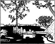 #nature #life #japan #blackandwhite #monochrome #illustration #illustrator #tatsurokiuchi #art
