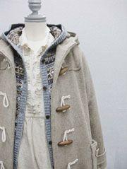I love this toggle coat!